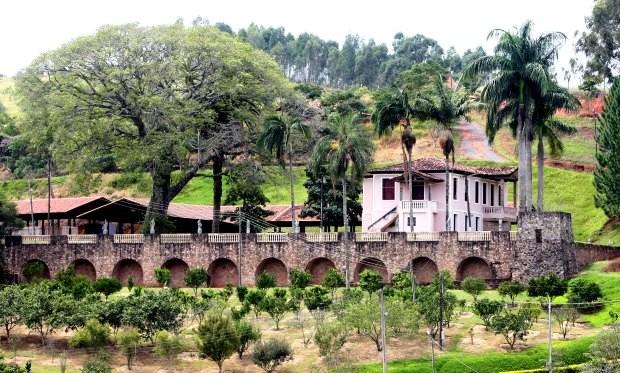 Museu-Casarão em Jarinu, interior de SP - Rubens Chiri/Divulgação