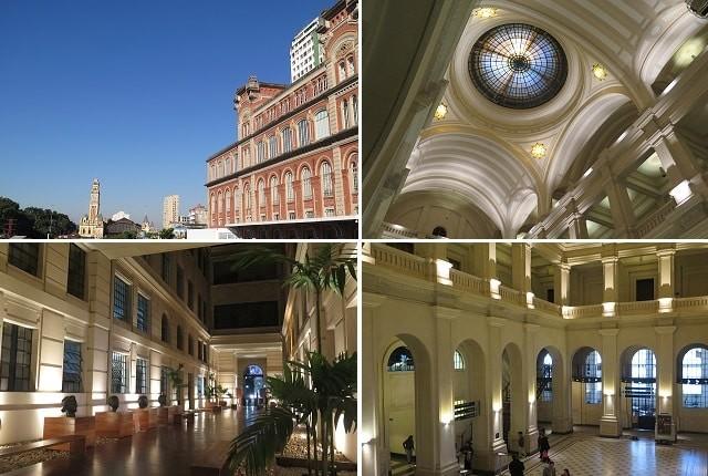 A Sala São Paulo é um dos lugares mais interessantes da cidade