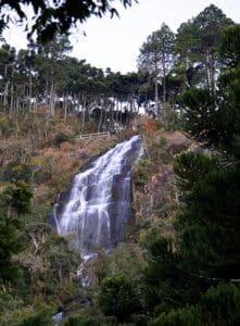 Cachoeira do Toldi, em São Bento