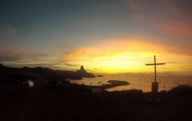 Mirante do altto da capela de São Pedro dos pescadores