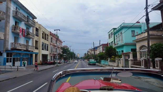 Tenha sempre dinheiro em mãos para passear por Cuba; poucos lugares aceitam cartão