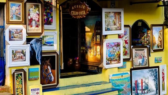 Atelier Embu das Artes | Fotos: Muita Viagem