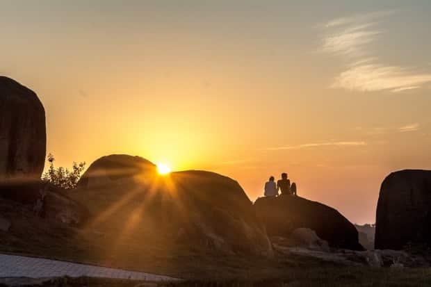 O Pico das Cabras é um dos melhores lugares para ver o pôr do sol em Campinas