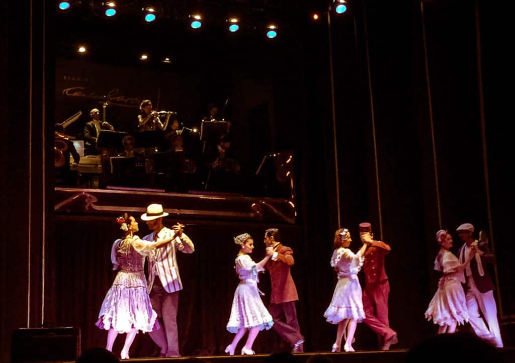O Tango é Patrimônio da Unesco