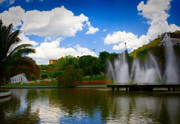 Além de hotéis-fazenda para famílias, o Circuito das Águas conta com bons resorts