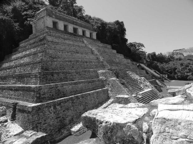 Os sítios arqueológicos do México estão espalhados por todo o páis
