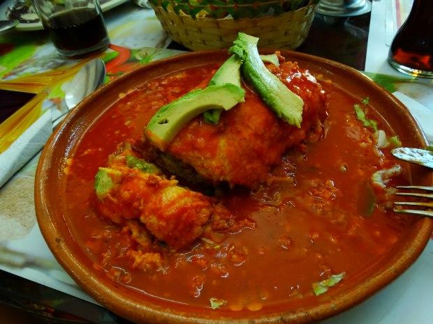 A comida mexicana é uma das delícias de viajar pelo México