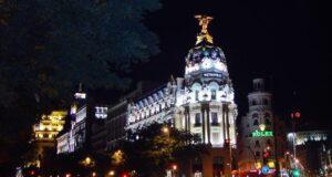 A noite de Madrid é cheia de coisas para fazer