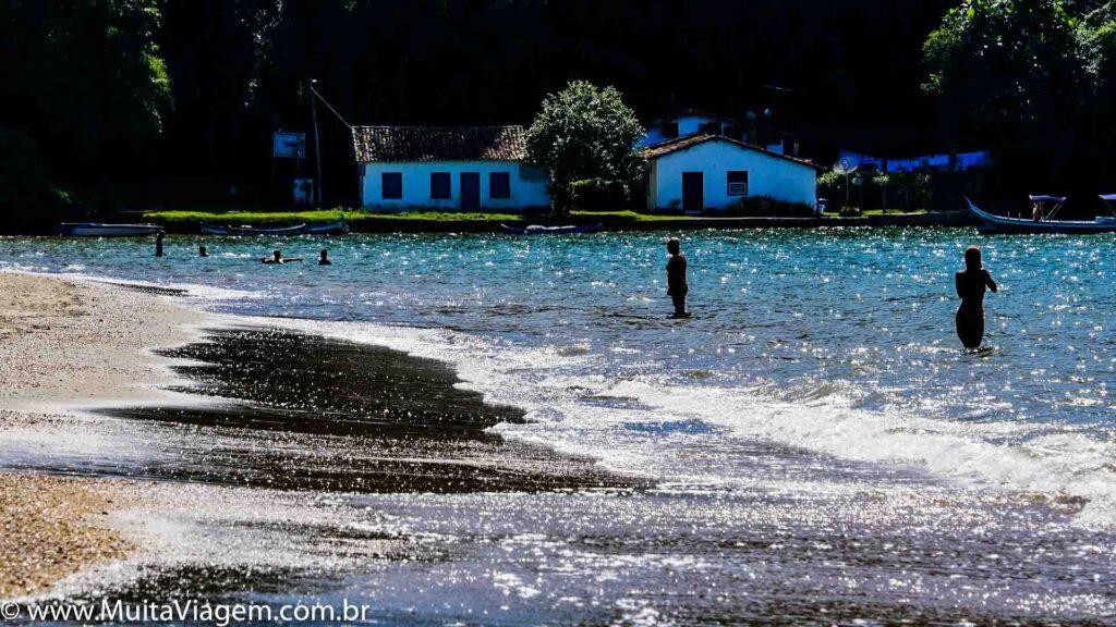 Praia Pontal Paraty RJ