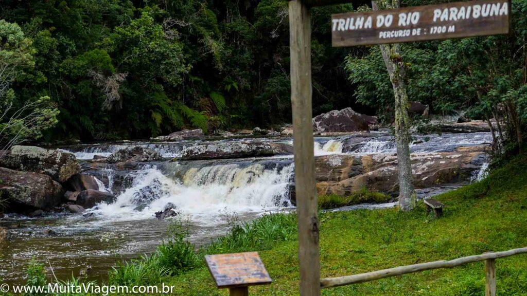 Parque Estadual da Serra do Mar - Núcleo Cunha