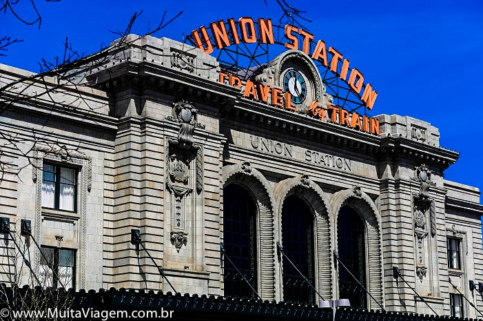 Union Station, em Denver
