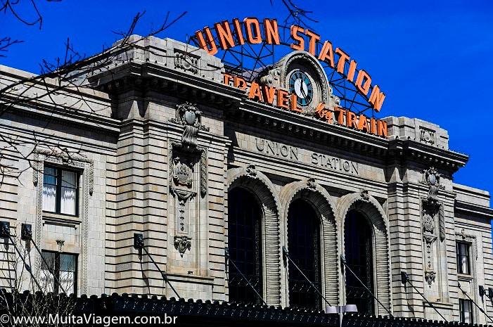 Union Station, em Denver