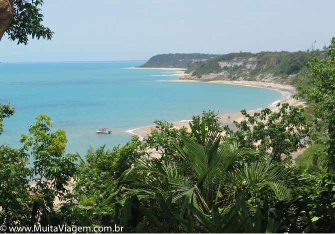 praias bonitas da Bahia