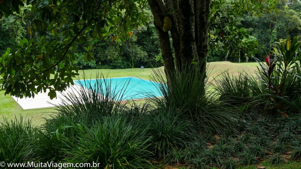 piscina inhotim