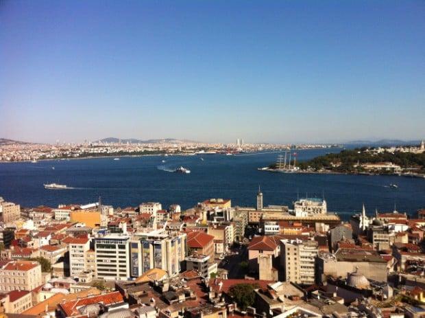 São muitas as coisas para fazer em Istambul, uma cidade moderna e tradicional