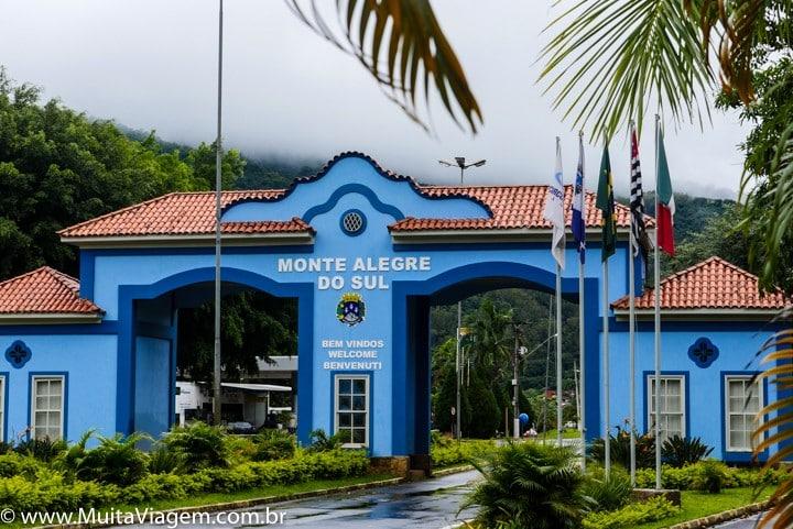 Monte Alegre do Sul São Paulo fonte: muitaviagem.com.br