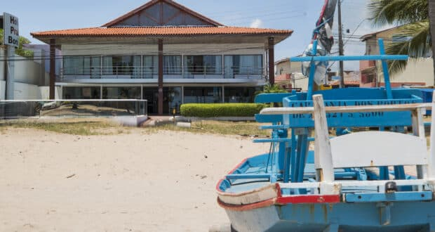 O Hotel Praia Bonita é um dos melhores hotéis baratos de Maceió