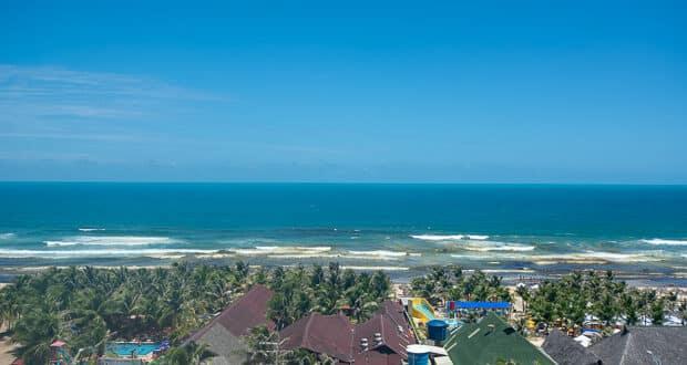 O CrocoBeach é um dos melhores hotéis para férias em família em Fortaleza