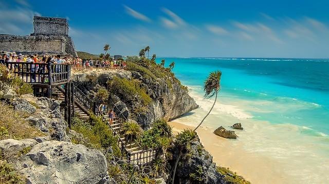 O que fazer em Cancún, um paraíso no Mar do Caribe