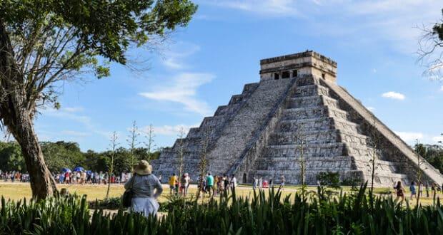 Chichen-Itza e a mais bela pirâmide maia do México - Muita Viagem