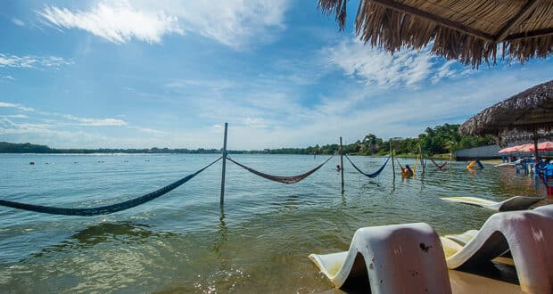 Cumbuco é um dos melhores destinos para uma viagem de um dia perto da capital do Ceará
