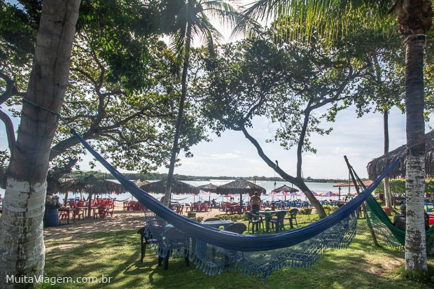 praia próximo a Fortaleza