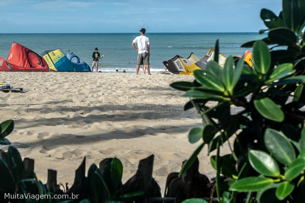 Cumbuco tem bons hotéis, como o Duro Beach Hotel