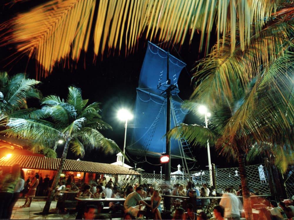 Um dos melhores lugares onde ir em Fortaleza Pirata Bar