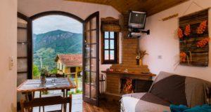 Chalés na Serra da Mantiqueira - encontre um refúgio romântico nas montanhas