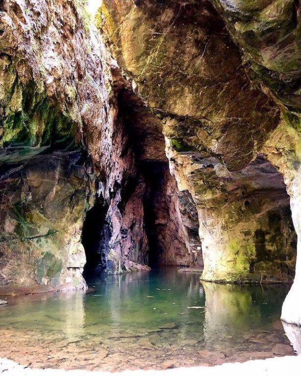 gruta dos anjos