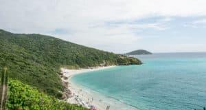 Arraial do Cabo-RJ e suas praias paradisíacas no litoral do Rio de Janeiro