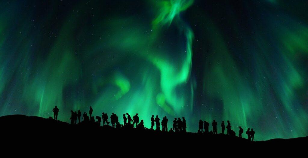 Viaje sem sair de casa: aurora boreal ao vivo pela Internet direto do Canadá - Muita Viagem