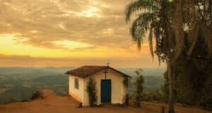 Uma boa cidade para conhecer no interior de SP é Divinolândia, na Serra da Mantiqueira